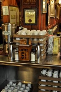 Wall Drug—Where coffee's still 5¢.